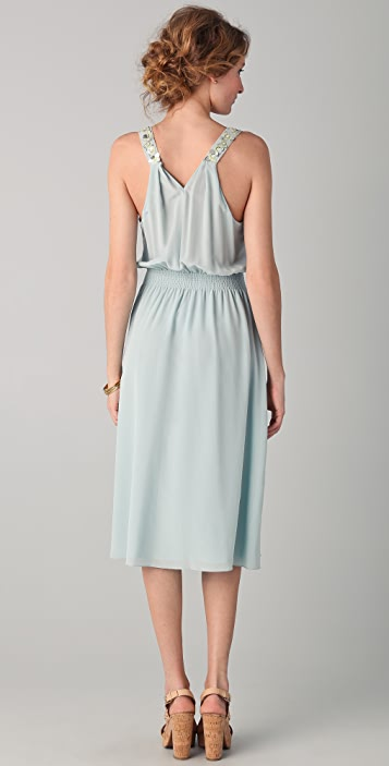 Rebecca Taylor Flirty Fleur Dress