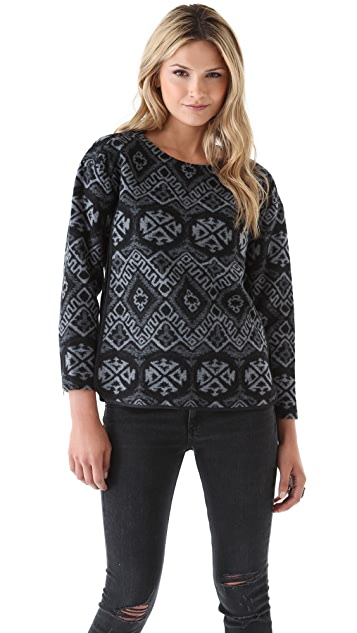 Rebecca Taylor Chimayo Pullover