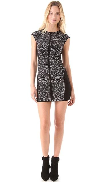 Rebecca Taylor Nailhead Dress