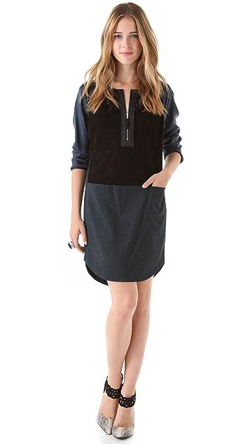 Rebecca Taylor Denim Dress