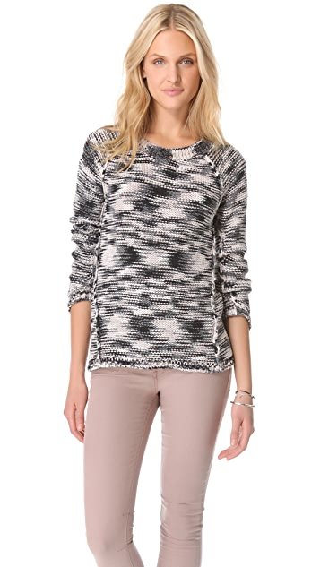 Rebecca Taylor Space Dye Sweater