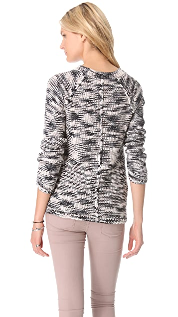 Rebecca Taylor Space Dye Sweater