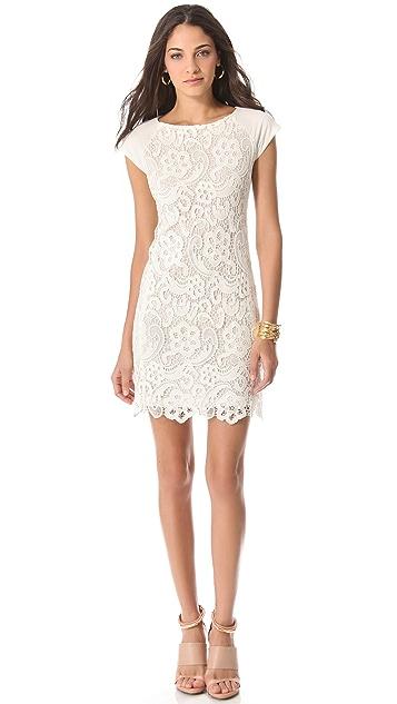 Rebecca Taylor Ali Lace Dress