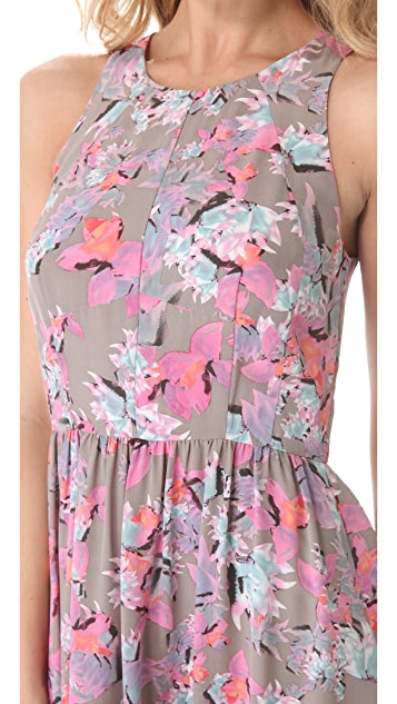 Rebecca Taylor Tropical Demi Femme Dress