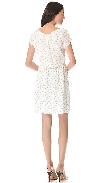 Rebecca Taylor Tie Waist Dress