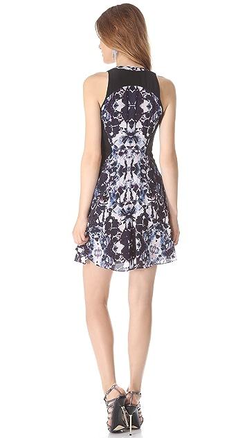 Rebecca Taylor Silk Floral Dress