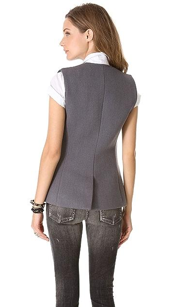 Rebecca Taylor Tux Vest