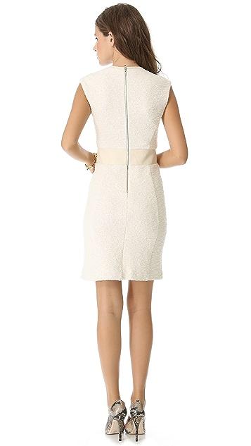 Rebecca Taylor Boucle Sheath Dress