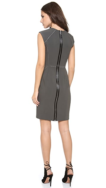 Rebecca Taylor Zip Dress