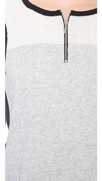 Rebecca Taylor Sweatshirt Top