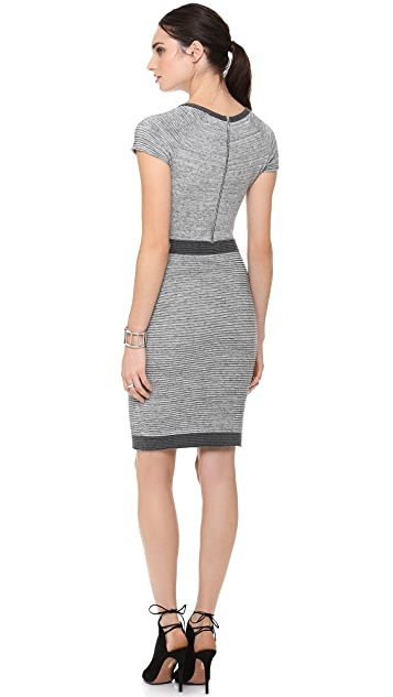 Rebecca Taylor Ribbed Dress