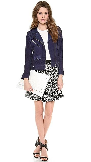 Rebecca Taylor Leo Flip Skirt