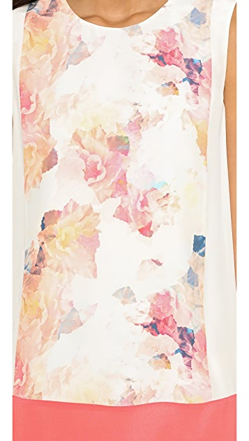Rebecca Taylor Enchanted Shift Dress