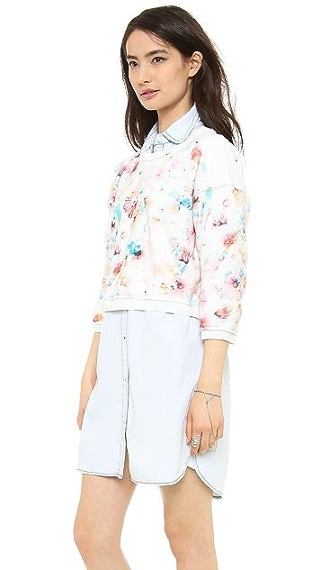 Rebecca Taylor Poppy Sweatshirt