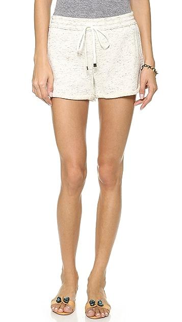 Rebecca Taylor Sparkle Jacquard Shorts
