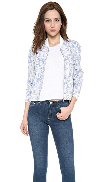 Rebecca Taylor Dream Flower Bomber