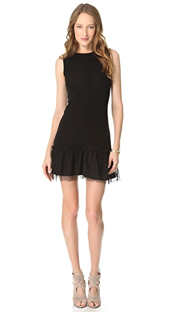 RED Valentino Drop Waist Dress