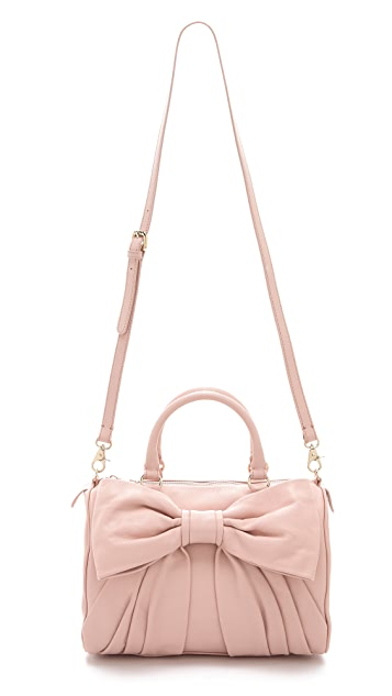 RED Valentino Bow Duffle Bag