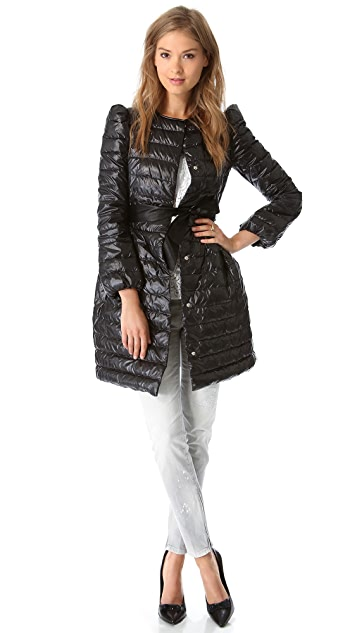 RED Valentino Superlight Down Puffer Coat