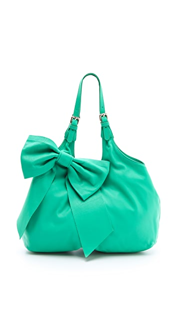 RED Valentino Bow Hobo