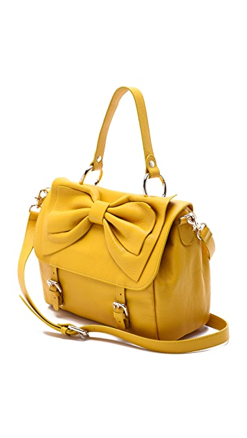 RED Valentino Large Bow Satchel