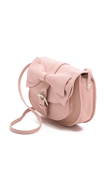 RED Valentino Small Bow Satchel