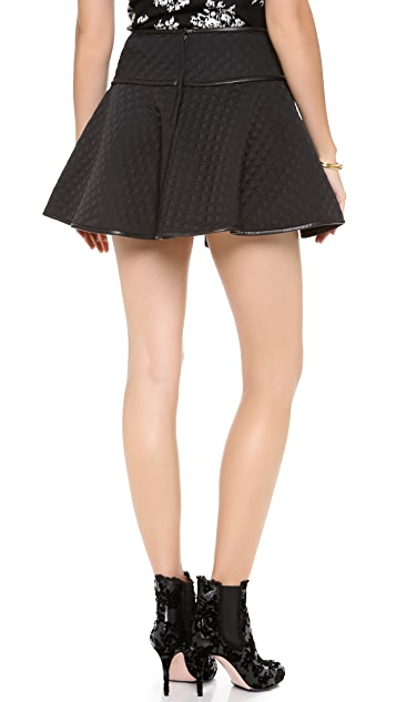 RED Valentino Padded Full Skirt