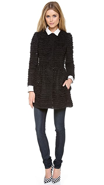 RED Valentino Lace Coat