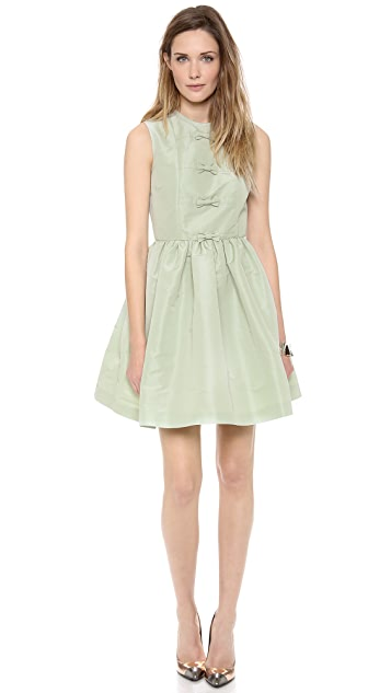 RED Valentino Bow Front Dress