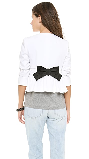 RED Valentino Bow Jacket