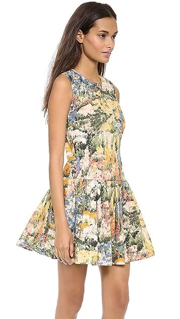 RED Valentino Wildflower Dress