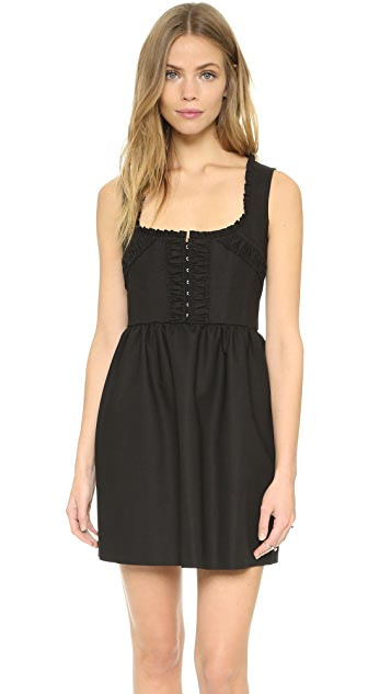 RED Valentino Corset Dress