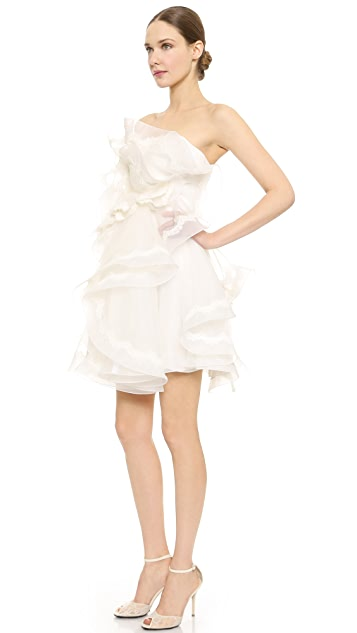 Reem Acra First Love Dress