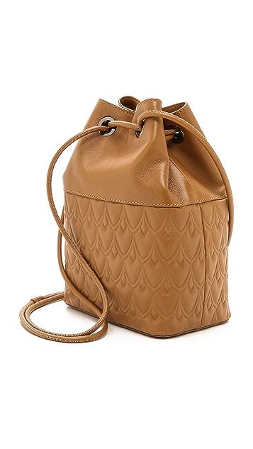 Reece Hudson Bowery Small Bucket Bag