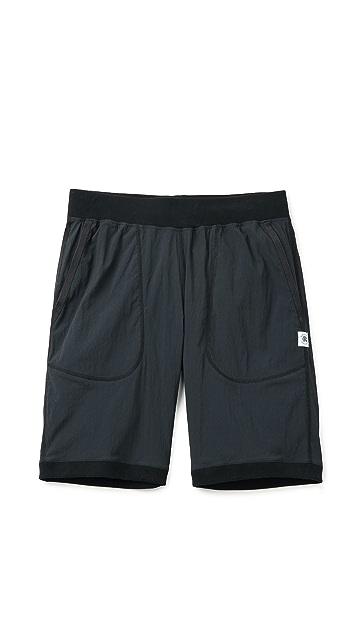 Reigning Champ Stretch Nylon Shorts