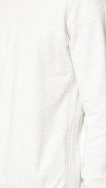 Reigning Champ Midweight Long Sleeve Sweatshirt