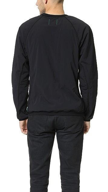 Reigning Champ Alpha Insulated Crew Sweatshirt