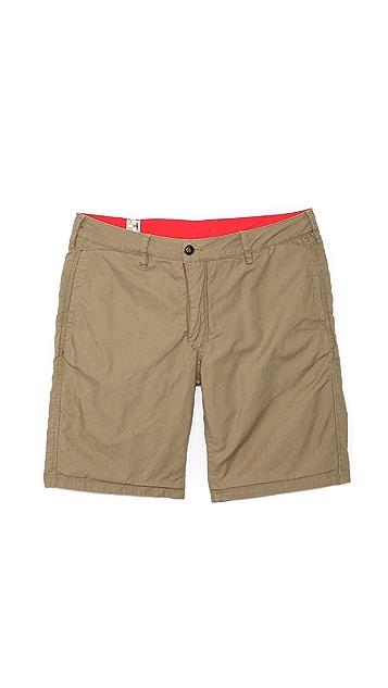 Relwen Reversible Scrub Shorts