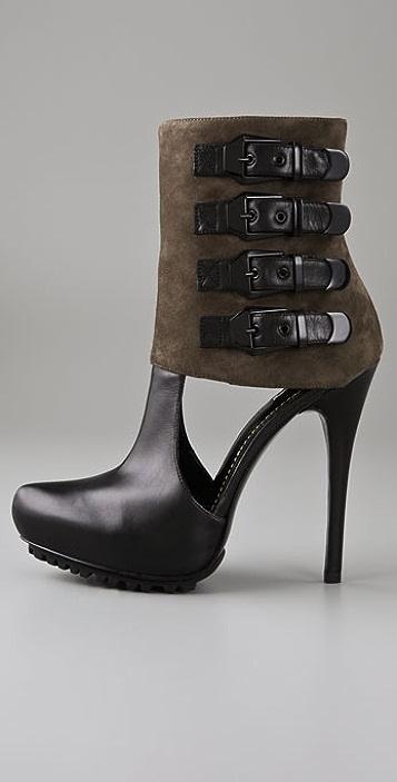 Report Signature Loring High Heel Booties