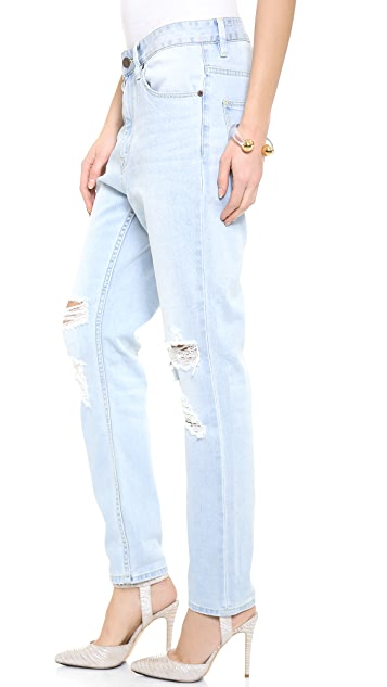 RES Denim Slacker Boyfriend Jeans