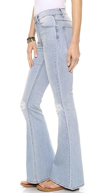 RES Denim Hells Trumpet Jeans