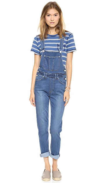 RES Denim Troublemaker Overalls