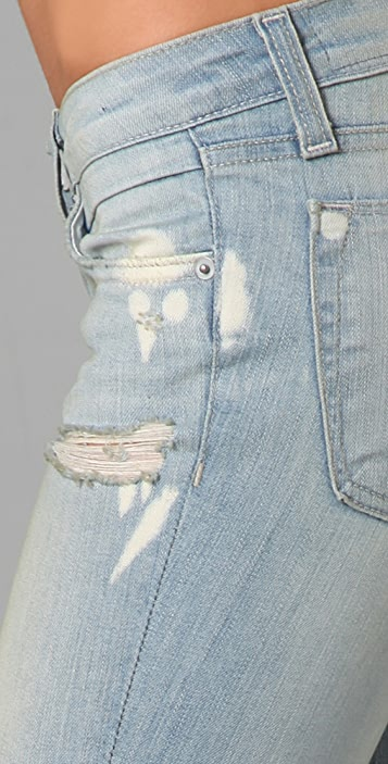 Resin The Gibson Flare Jeans