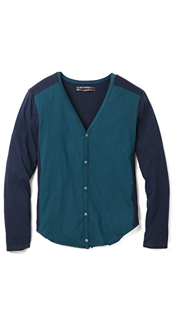 Robert Geller Seconds Cardigan
