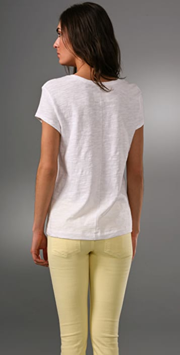Rag & Bone/JEAN The Scoop Tee