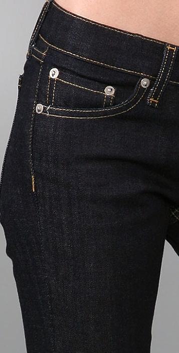 Rag & Bone/JEAN The Straight Jeans