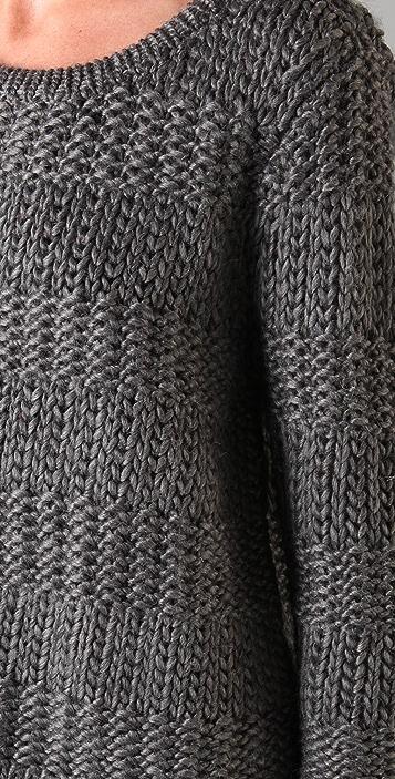 Rag & Bone/JEAN The Chunky Pullover Sweater