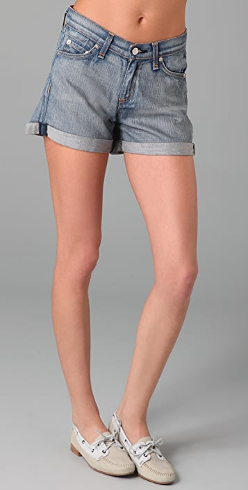 Rag & Bone/JEAN High Rise Shorts