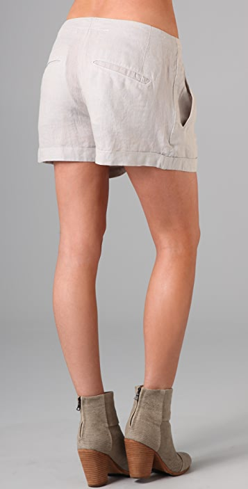 Rag & Bone/JEAN Hampton Shorts