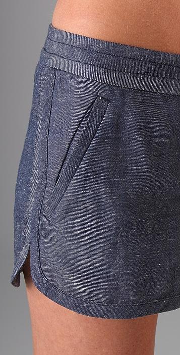 Rag & Bone/JEAN Capucin' Shorts